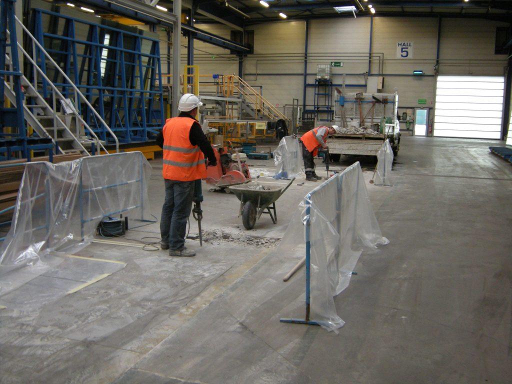 17 - 6020680 - Entretien Maintenance - Glas Trîsch - Burnaupt-le-haut