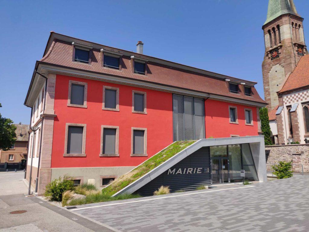 Mairie-Burnaupt-le-haut---Faáade-arriäre