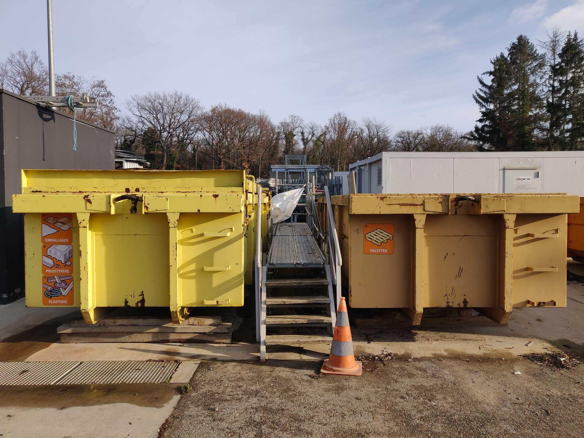 Gestion des déchets / Recyclage